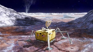 NASA Calls for Europa Mission Instrument Ideas