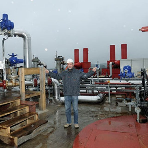 Man-Made Geothermal Power: Wresting Energy from Hot Rocks--One Kilowatt at a Time [Slide Show]