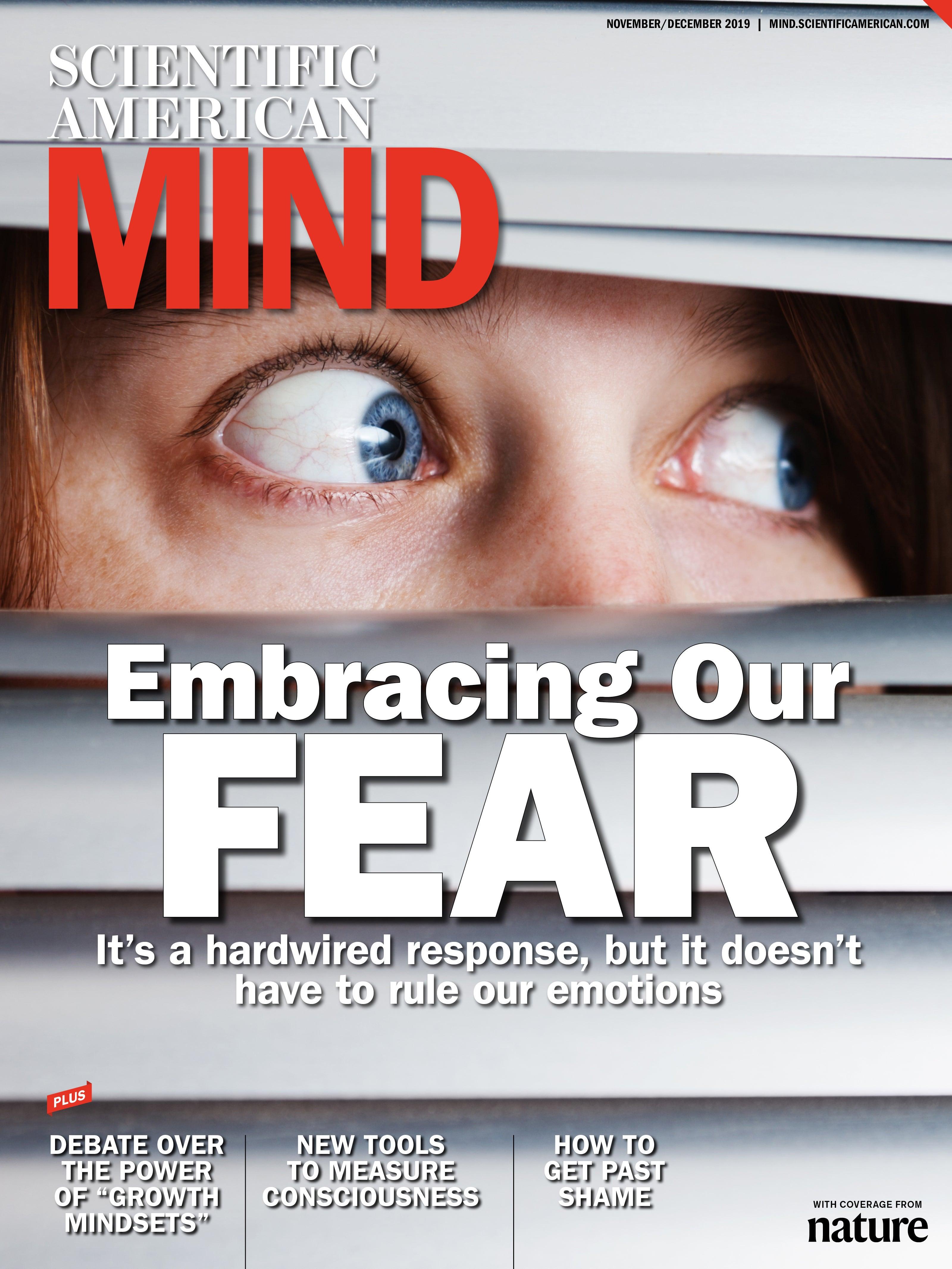 Scientific American Mind, Volume 30, Issue 6