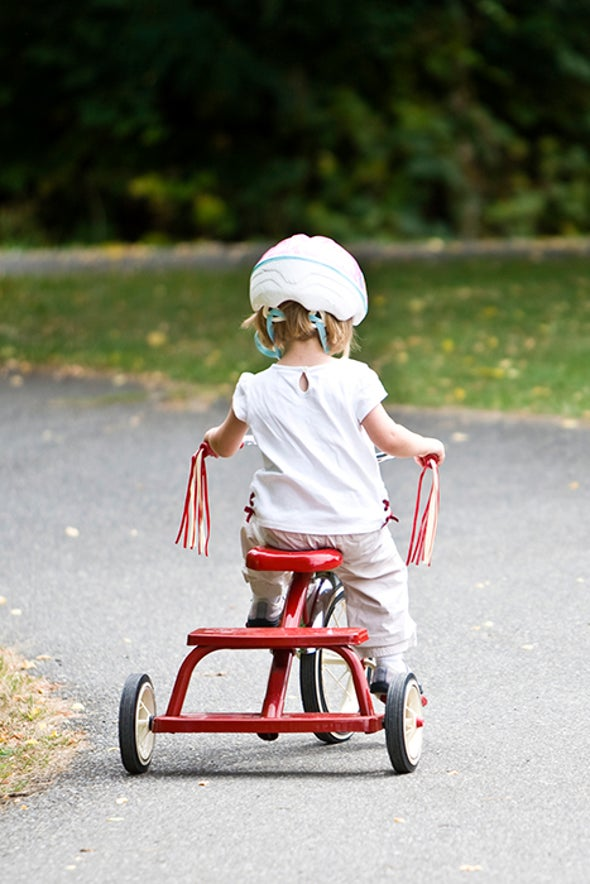 Most Tricycle Deaths Happen When Children Fall into Swimming Pools