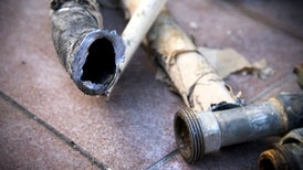Zapping Lead Pipes with Electricity Could Make Them Safer for Drinking Water