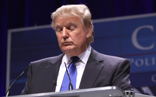 Trump Looking at Fast Ways to Quit Global Climate Deal