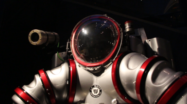 Exosuit Pushes Limits of Undersea Exploration