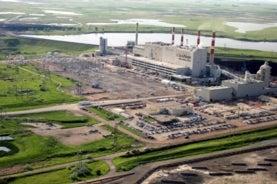 clean coal plant