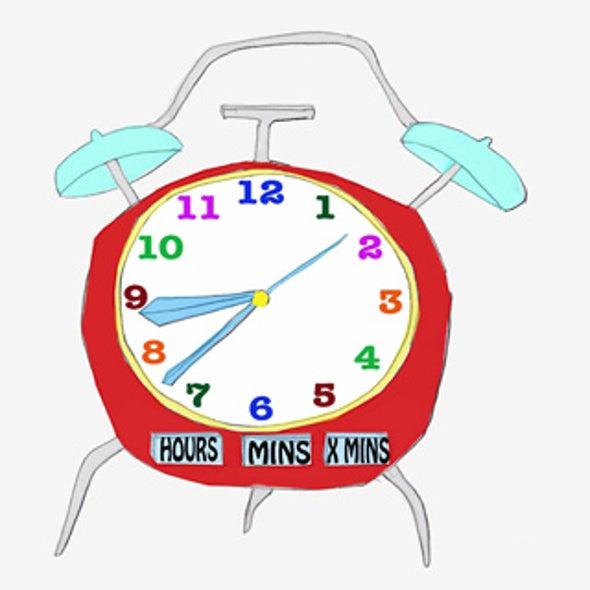 Puzzling Adventures: Alarm Clock Solution