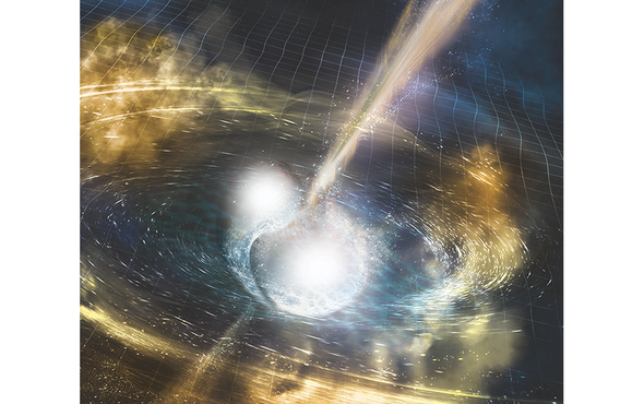 Faster Than Light? Neutron-Star Merger Shot Out a Jet with Seemingly Impossible Speed