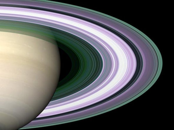 The Beauty and Mystery of Saturn's Rings Revealed by the Cassini Mission