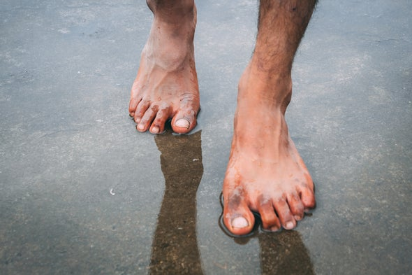 Should You Be Going Barefoot More Often?