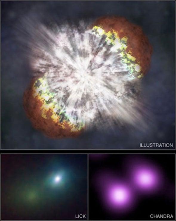 Chart-Topping Supernova