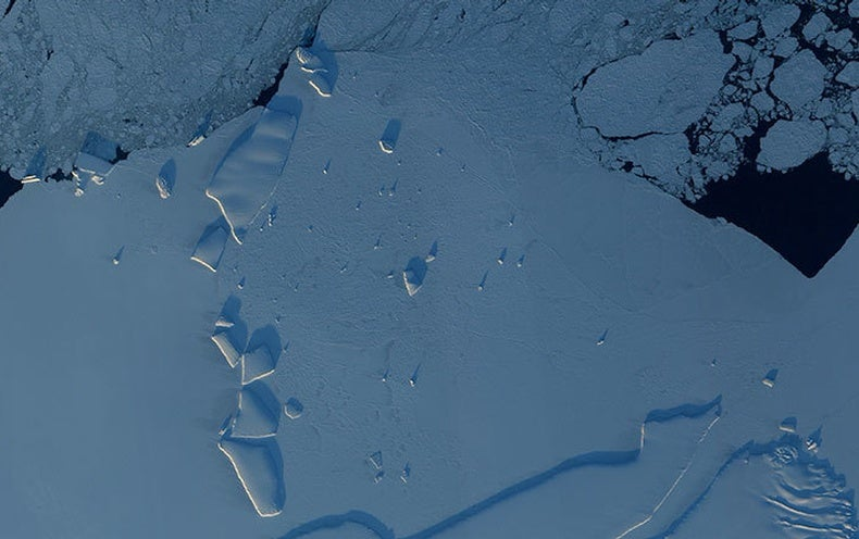 How Wind Might Nudge a Sleeping Giant in Antarctica