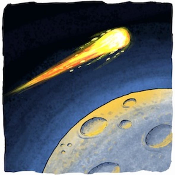Shooting Star Science: Craters and Meteorites