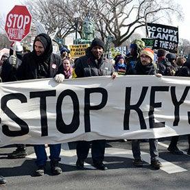 Keystone XL Oil Pipeline Exacerbates Climate Change