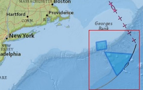 Undersea National Monument Could Be Left High and Dry
