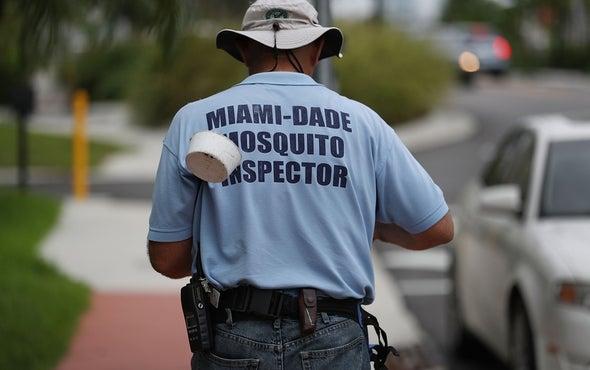 Florida Declares New Area of Zika Transmission in Miami