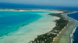 Kiribati's Dilemma: Before We Drown We May Die of Thirst