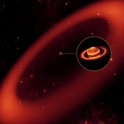 Saturn's Newest Ring Is Mind-Bogglingly Big