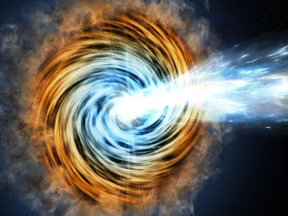 NASA's Fermi Telescope Spots Record-Breaking Blazars