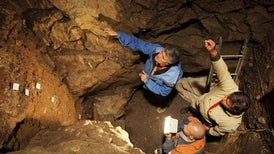 When a Neandertal Met a Denisovan, What Happened Was Only Human