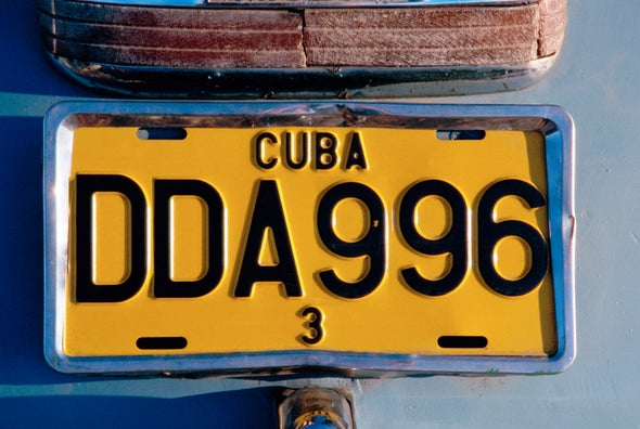 Cuba–U.S. Thaw Should Ease Scientific Collaborations