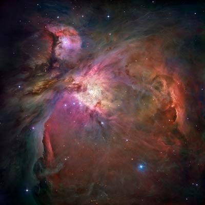 Massive Orion Nebula's Origins Uncovered?