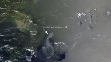 The Enduring Mystery of the Missing Oil Spilled in the Gulf of Mexico