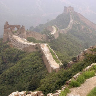 Is China's Great Wall Visible from Space?