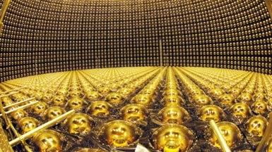 Morphing Neutrinos Provide Clue to Antimatter Mystery
