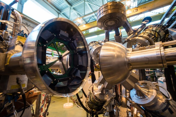 Physicists Plan Antimatter's First Outing--in a Van