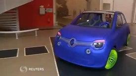 Electric Concept Car Built to Jump-Start Market
