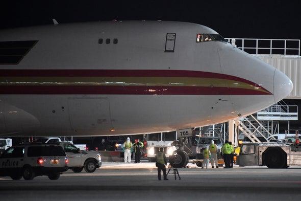 U.S. to Quarantine 195 Americans Evacuated from Wuhan
