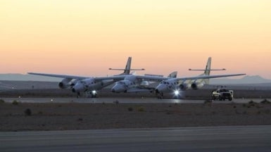 Virgin Galactic's Passenger Spacecraft Crash Kills Pilot