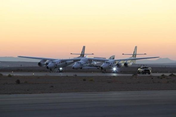 Virgin Galactic's Passenger Spacecraft Crash Kills Pilot