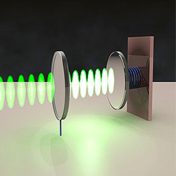 Physicists Eye Quantum-Gravity Interface