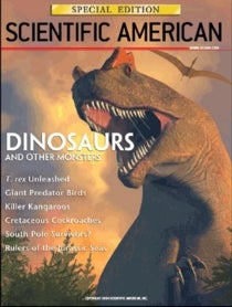 Dinosaurs and Other Monsters