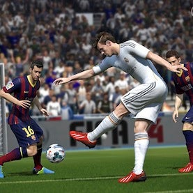 Getting on the Ball: How the FIFA 14 Soccer Video Game Finally Got Its Physics Right
