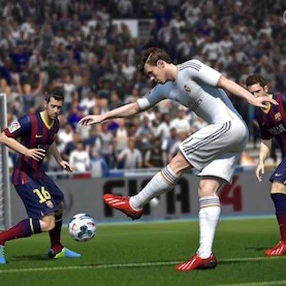 Getting On The Ball How The Fifa  Soccer Video Game Finally Got Its Physics