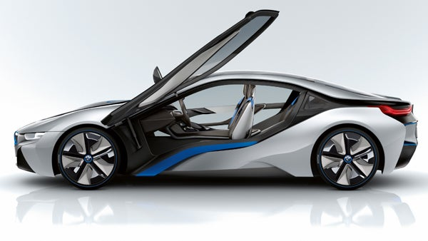 BMW to Deliver Electric Car in China in September