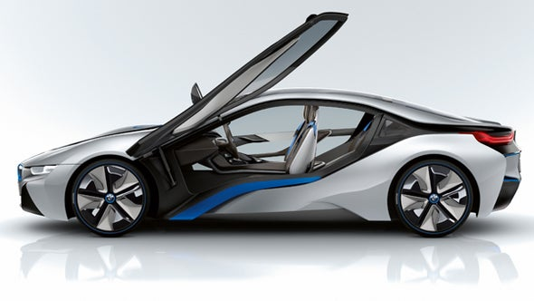 bmw to deliver electric car in china in september scientific american