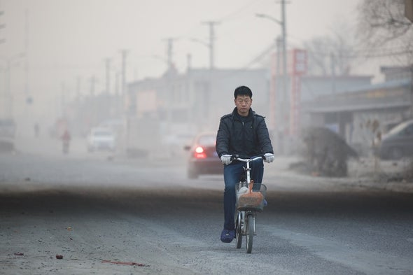 Air Pollution: An Unclear and Present Danger