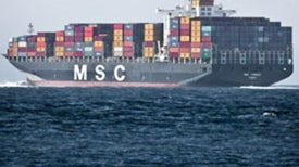 EPA Bans Sooty Ship Fuel Off U.S. Coasts