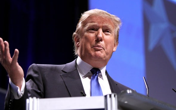 Trump's Science Advisor, Age 31, Has a Political Science Degree