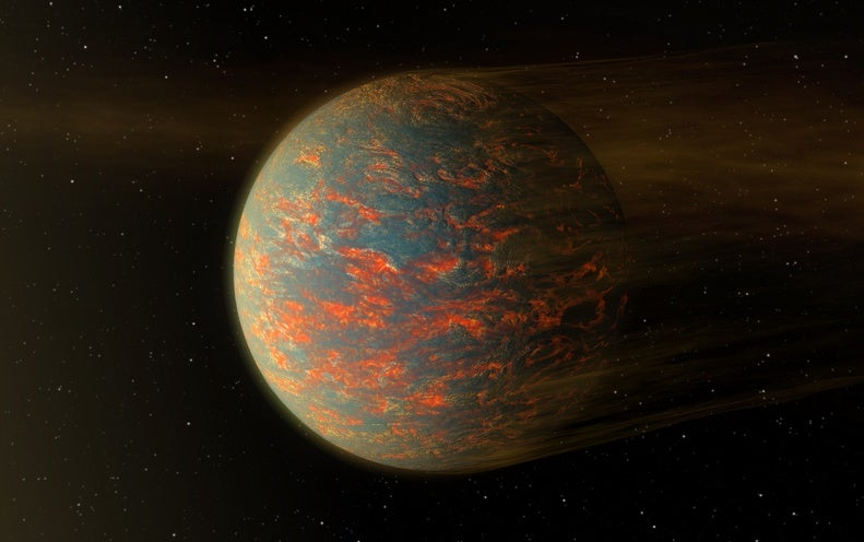 Why Lava Worlds Shine Brightly (It's Not The Lava)
