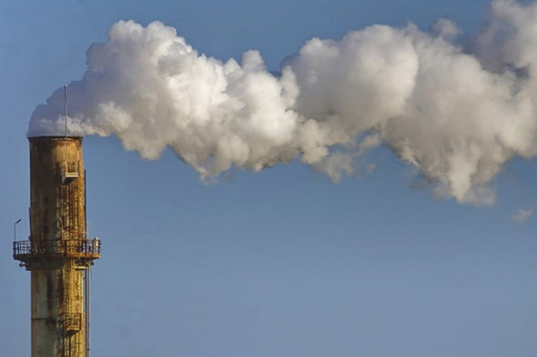 What Does Flat CO2 Pollution Mean?