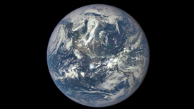 Humans Contribute to Earth's Wobble, Scientists Say