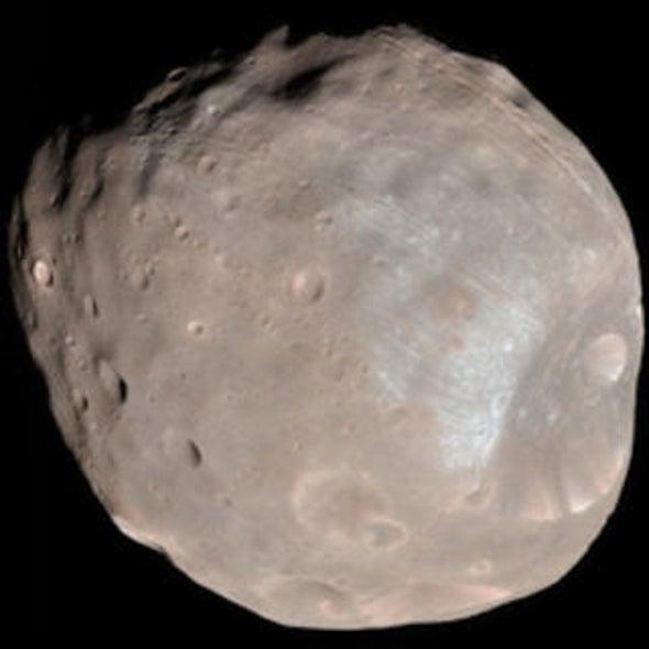 Phobos-Grunt Probe to Put Microbial Life in Mars Orbit