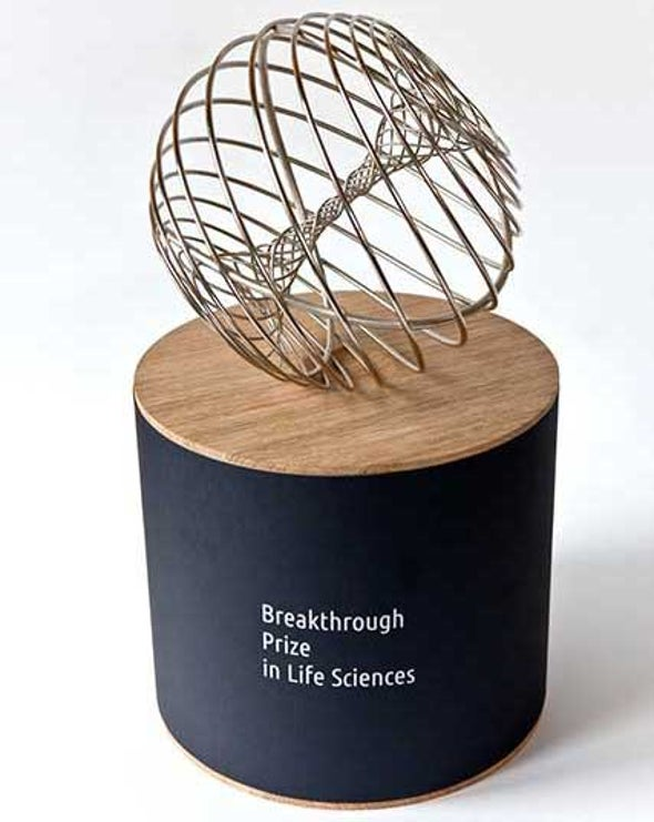 Breakthrough Prize Recipients Present Their Latest Findings [Live Video Feed]