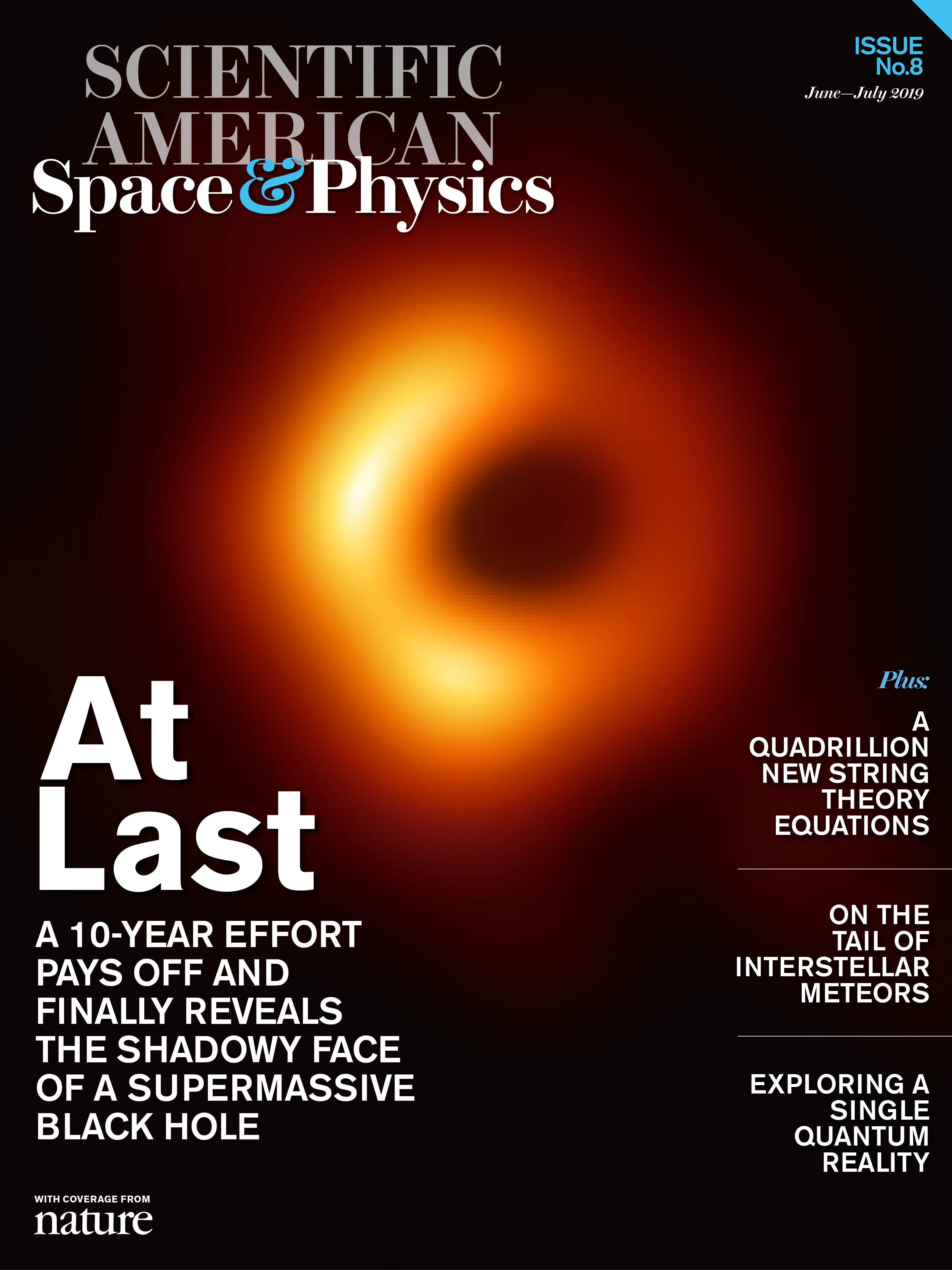 Scientific American Space & Physics, Volume 2, Issue 3