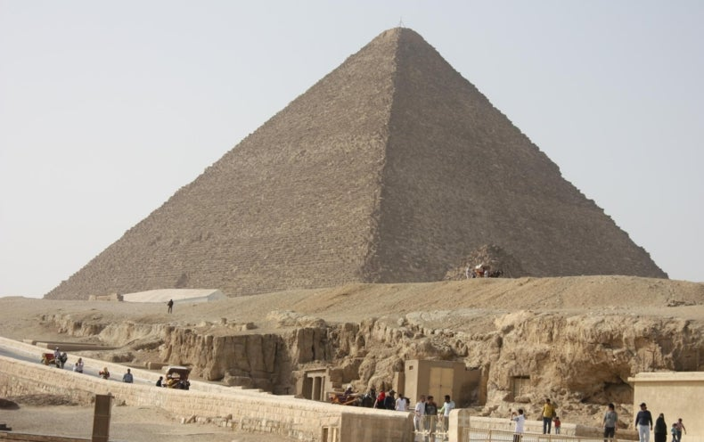The Rise of Pyramids, Olive Troubles and Young Minds
