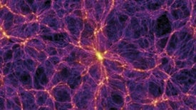 Dark Worlds: A Journey to a Universe of Unseen Matter [Interactive]