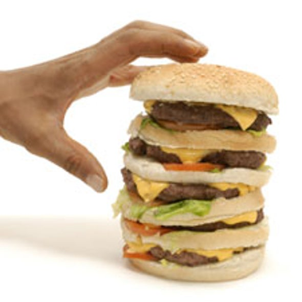 Addicted to Fat: Overeating May Alter the Brain as Much as Hard Drugs
